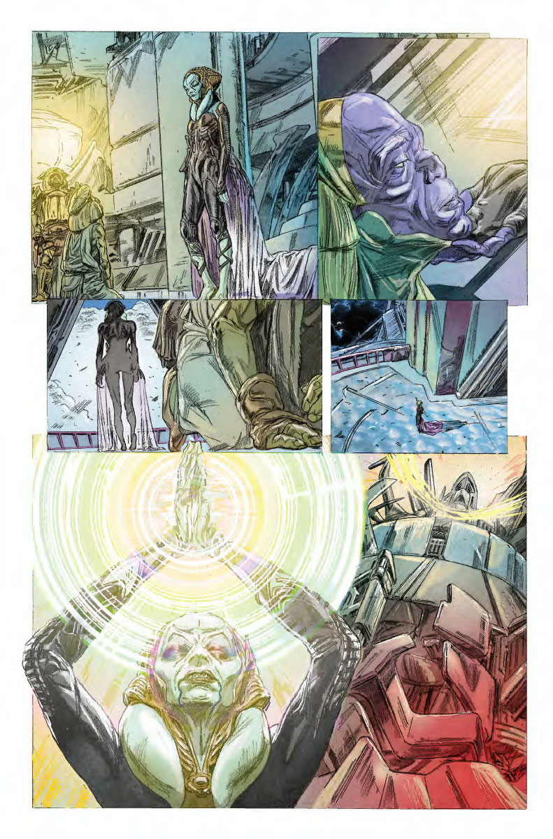 Incursion, Issue #1, Valiant Comics, Diggle/Paknadel/Braithwaite