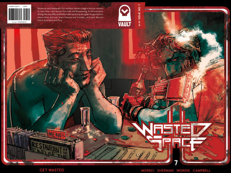 WASTED SPACE, ISSUE #7