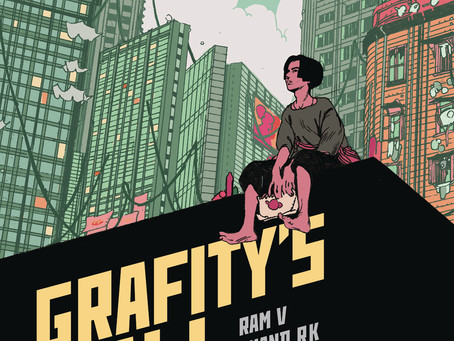 The TOP 20 New Independent Comics To Read and Order in November