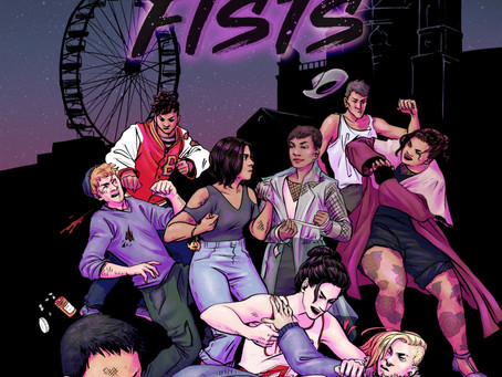 20 FISTS, ISSUE #1