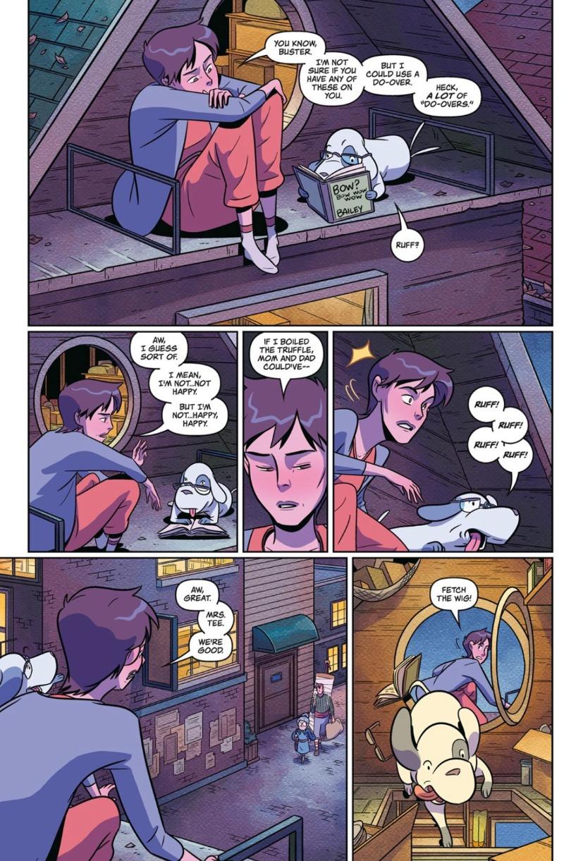 Flavor, Vol. 1 (tpb), page 16, Image Comics, Keatinge/Jin Clark