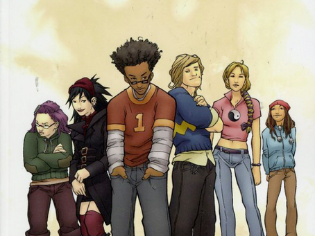 RUNAWAYS: THE COMPLETE COLLECTION, VOL. 1