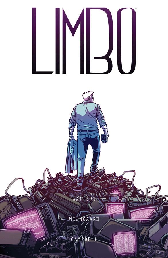 Limbo, Vol. 1, cover, Image Comics, Watters/Wijngaard