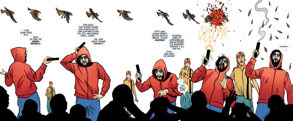 Friendo™, Issue #1, page 5, Vault Comics, Paknadel/Simmonds