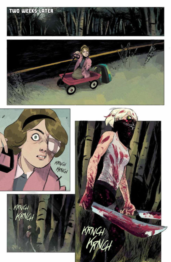 Something is Killing the Children, issue #1, page 7, BOOM! Studios, Tynion IV/Dell'edera