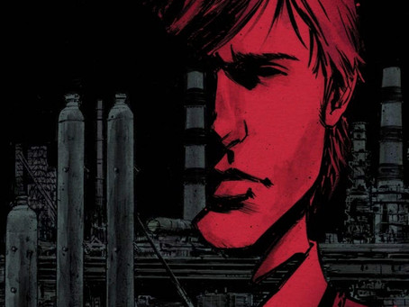 RED WINTER, ISSUE #4