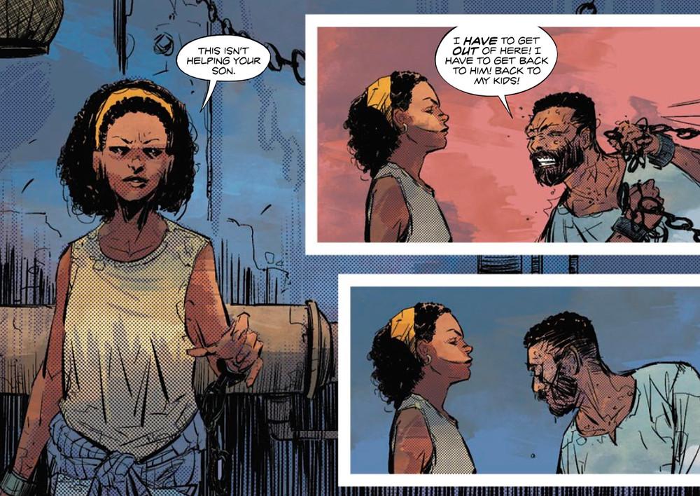 Resonant, issue #3, Vault Comics, Andry/Aragón
