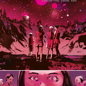Creator2Creator: An Interview with Anthony Cleveland, Writer of STARGAZER