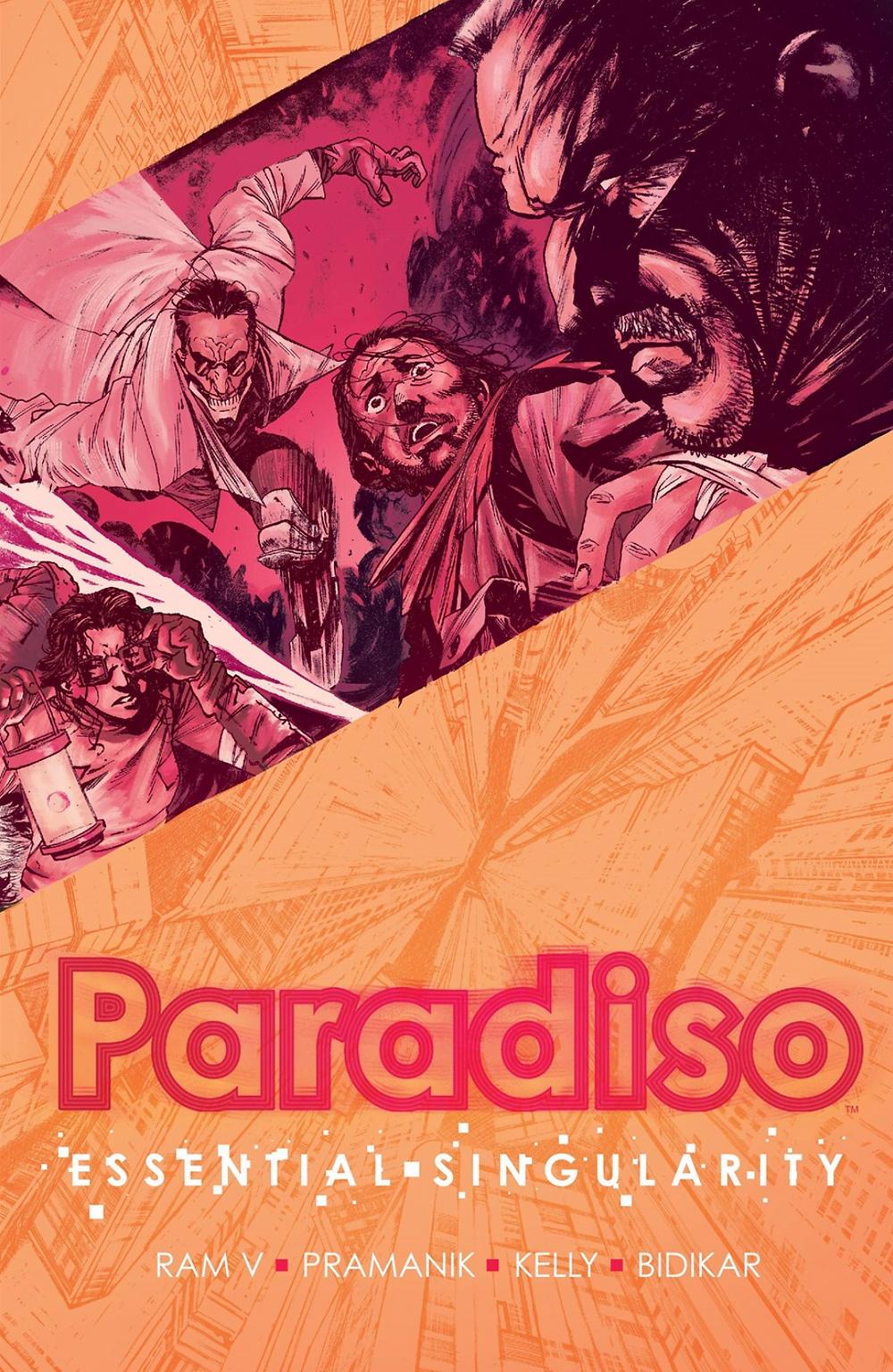 Paradiso, Vol. 1, cover, Image, Ram V/Pramanik
