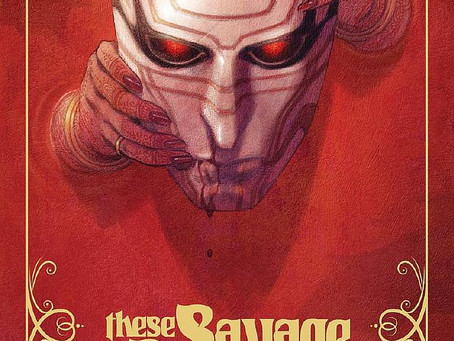 Choice, Morality, Masks and Monsters in These Savage Shores