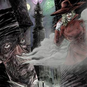 3 Horror Comics That Inspired DISCORDIA