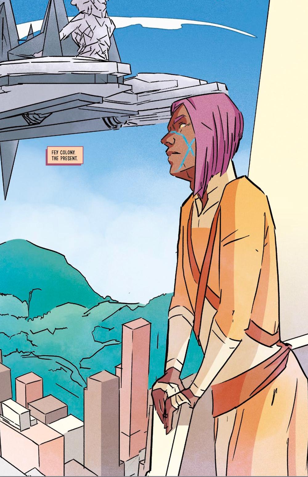 She Said Destroy, Issue #4, page 3, Vault Comics, Corallo/Kangas