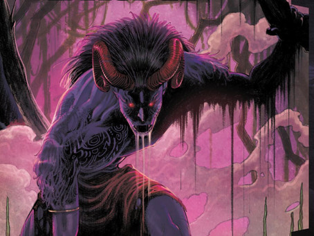 THESE SAVAGE SHORES, ISSUE #3