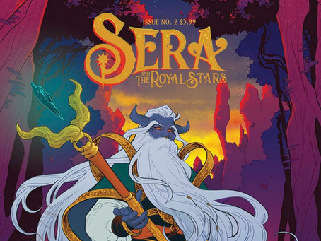 SERA AND THE ROYAL STARS, ISSUE #2