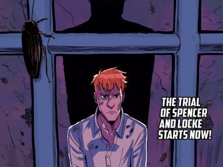 SPENCER AND LOCKE 2, ISSUE #2