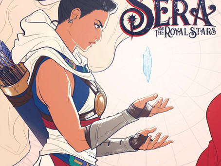 SERA AND THE ROYAL STARS, ISSUE #1