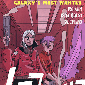 GRYFFEN, ISSUES #7-11