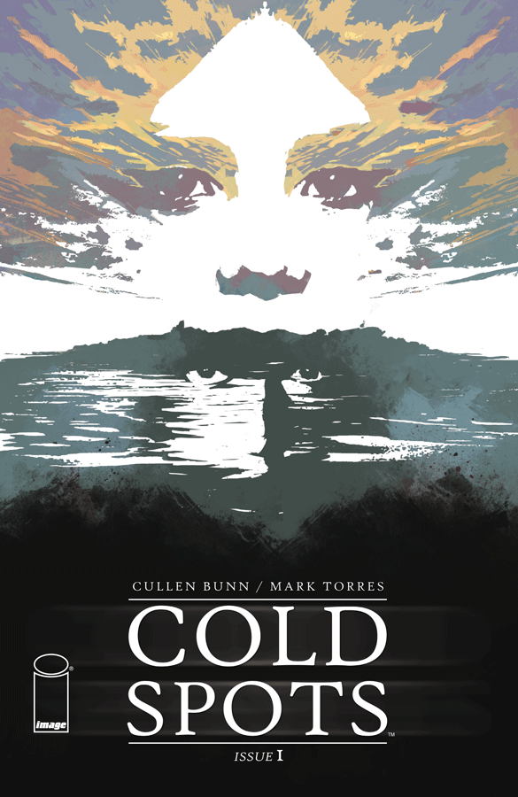 Cold Spots, issue #1, cover, Image Comics, Bunn/Torres