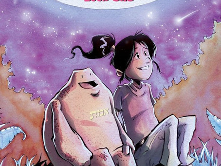 An Interview with CJ Pendragon, Writer of GRANNY GOLEM