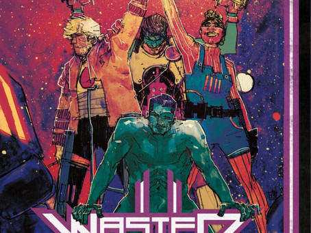 WASTED SPACE, ISSUE #6