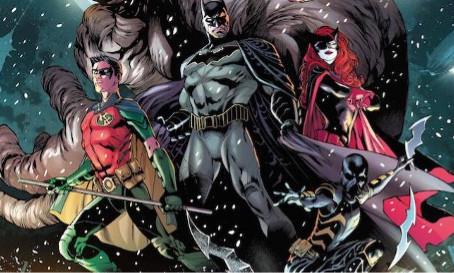 James Tynion IV's Detective Comics: Lessons On War