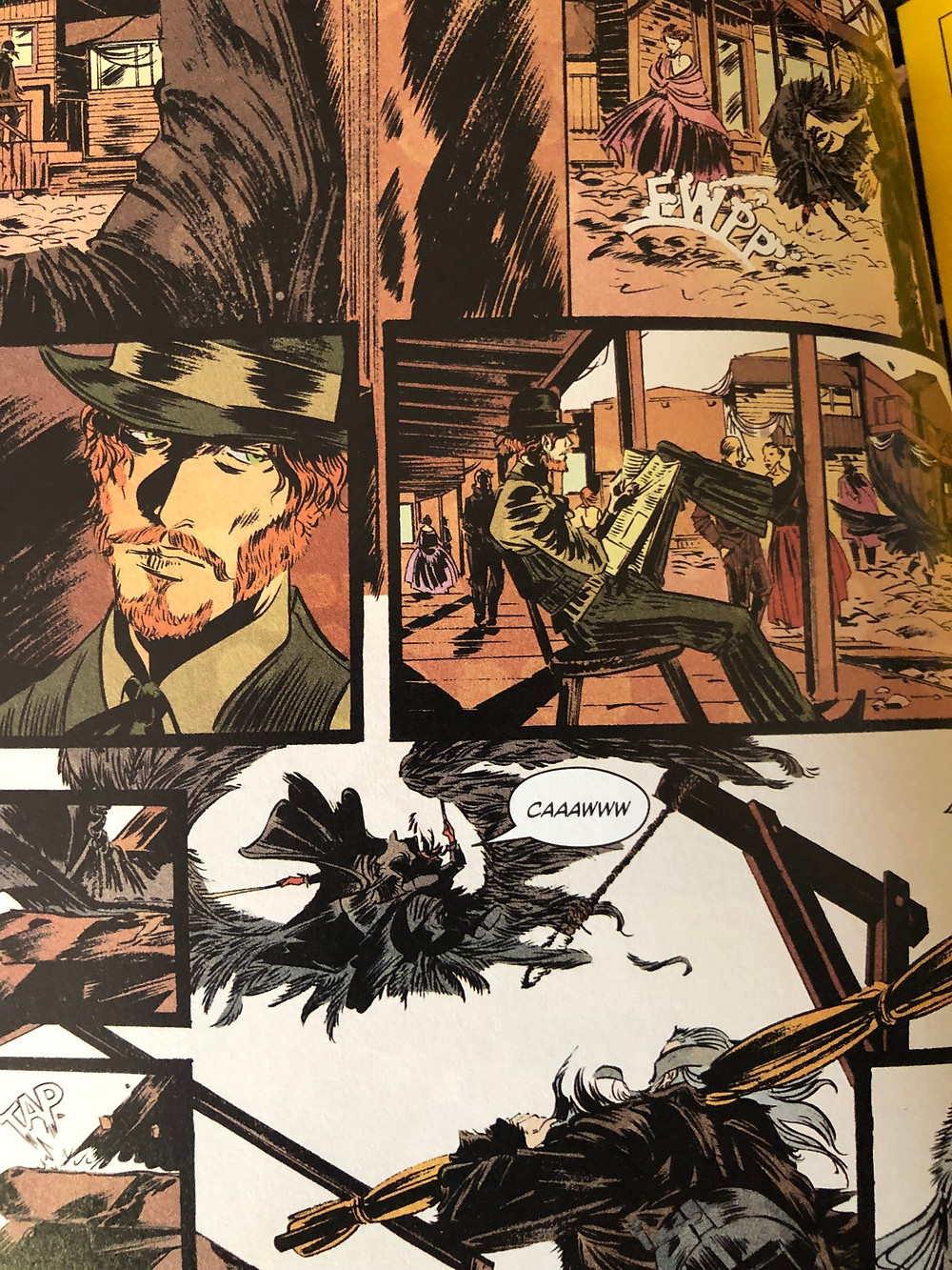 Pretty Deadly, Vol. 1 (tpb), Image, DeConnick/Ríos