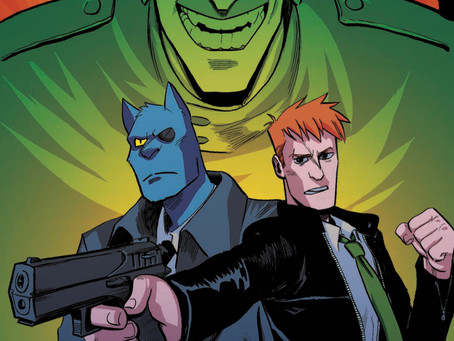 SPENCER AND LOCKE 2, ISSUE #1