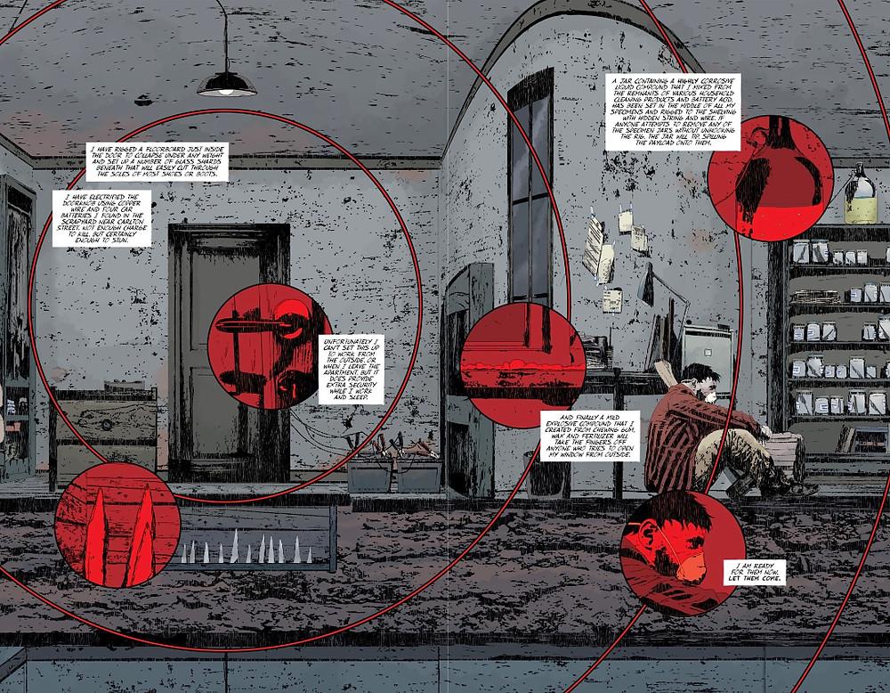Gideon Falls, Vol. 1 (tpb), Image Comics, Lemire/Sorrentino
