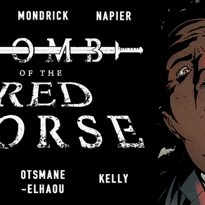 The 5 Comics That Made TOMB OF THE RED HORSE