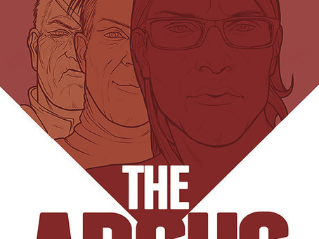 Shadows of Self: An Interview with Mark Bertolini, Writer of THE ARGUS