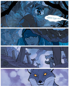 Isola, Vol. 1 (tpb), page 8, Image, Fletcher/Kerschl