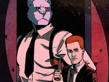 SPENCER AND LOCKE, VOL. 1