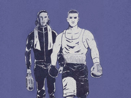 Into the Ring: An Interview with Dominic Archer, Writer and Creator of A BOXER