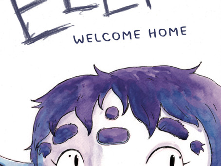 ELLI...WELCOME HOME, ISSUE #1