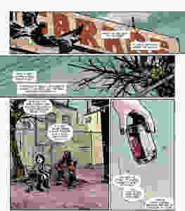 Coffin Bound, issue #2, page 3, Image Comics, Watters/Dani