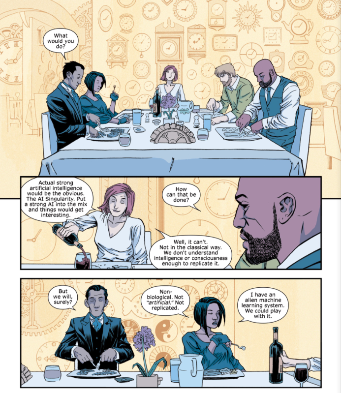 Injection, Vol. 1 (tpb), page 82, Image, Ellis/Shalvey