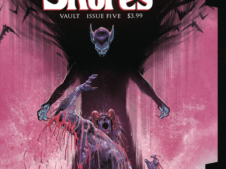 THESE SAVAGE SHORES, ISSUE #5