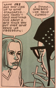 Ghost World (tpb), Fantagraphics Books, Clowes