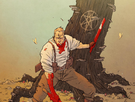 Creator2Creator: An Interview with Brian Wickman, Writer and Co-Creator of GRIT