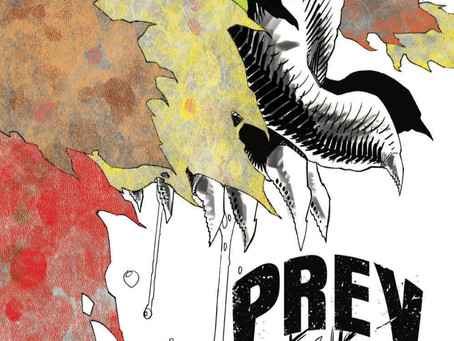 PREY FOR US, ISSUE #2