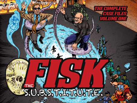 FISK THE S.U.B.S.T.I.T.U.T.E., VOL. 1