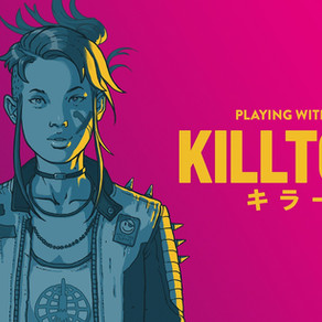 ICYMI: Voltaku Launches First Animated Series, 'Killtopia' Based on the Hit Comic