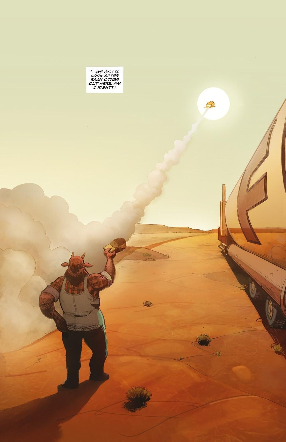 VOID TRIP (tpb), Image Comics, O'Sullivan/Klaus