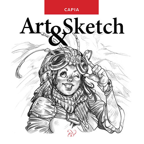 """Art&Sketch"" - Editions du Singe"
