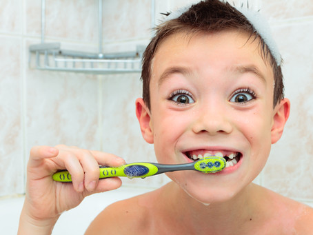 A Parents quick guide to Fluoride