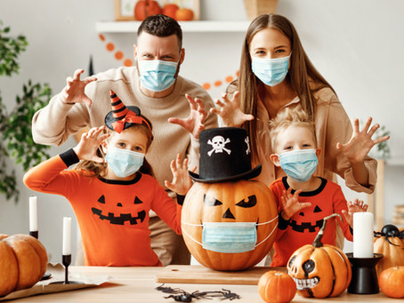 Halloween & COVID-19: Have Fun While Staying Safe