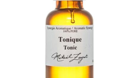 Huile Essentielle- Tonique 15ml