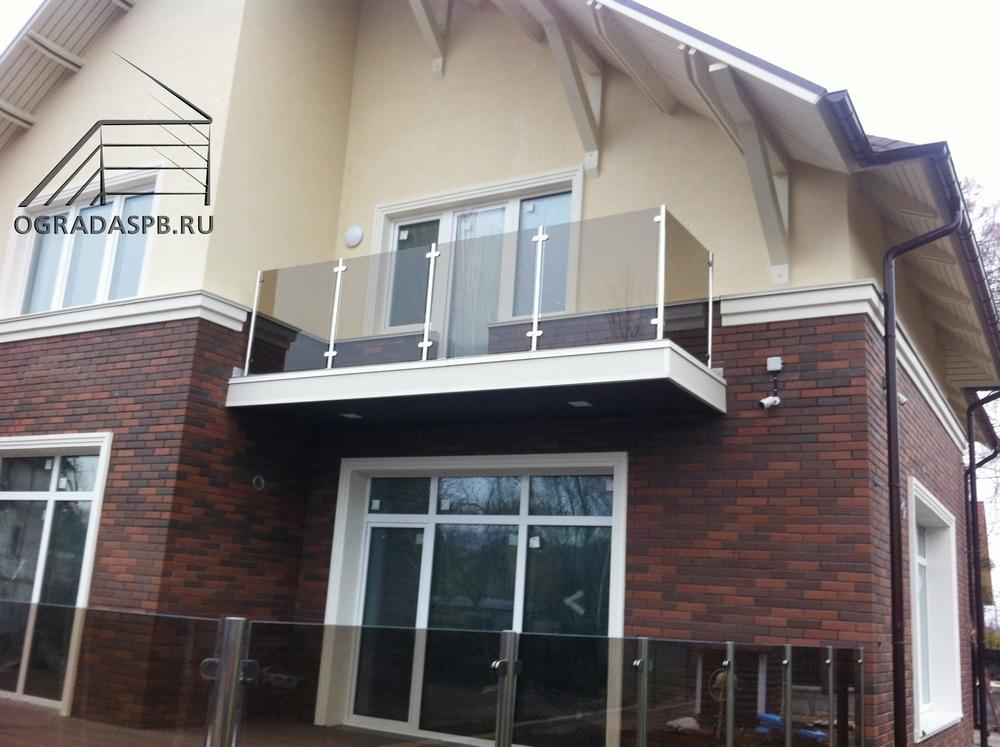 Ограждение террас и балконов