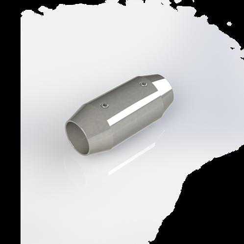 Соединитель трубки наружный для трубы Ø16 мм