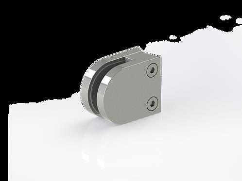 Стеклодержатель (стекло 6, 8,10 мм) для трубы Ø42,4*1,5 мм